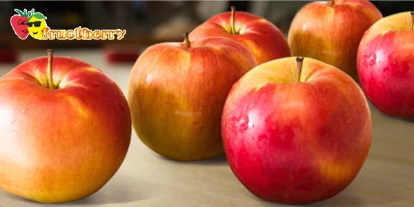 Польза-яблок