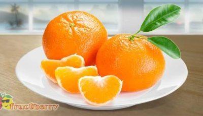 мандарин-тарелка