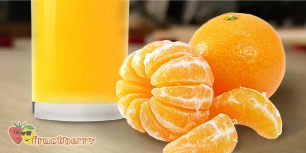сок-мандарина