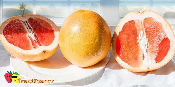 грейпфрут-красный