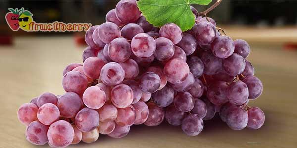 красный-виноград