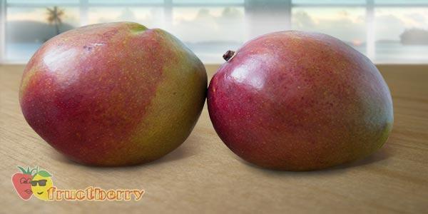 красный-манго
