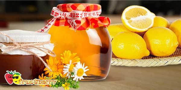 мёд-и-лимон
