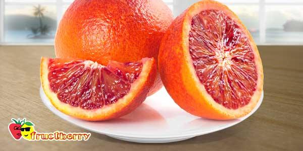 красный-апельсин