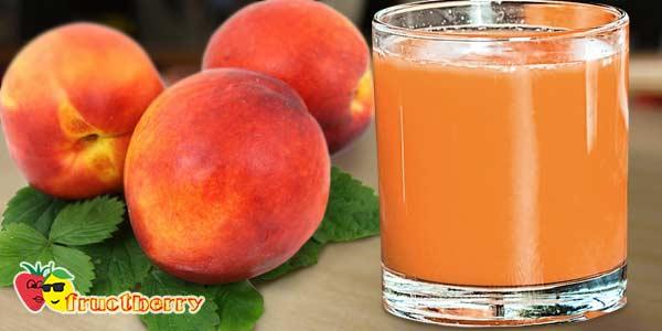 персиковый-сок