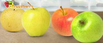 калорийность-яблок