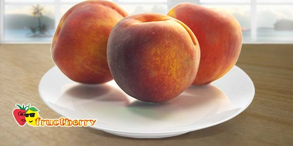персики-на-тарелке