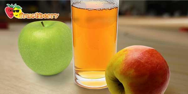 сок-яблочный