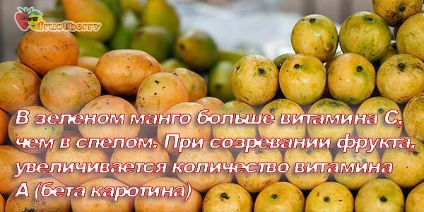 выбор-манго