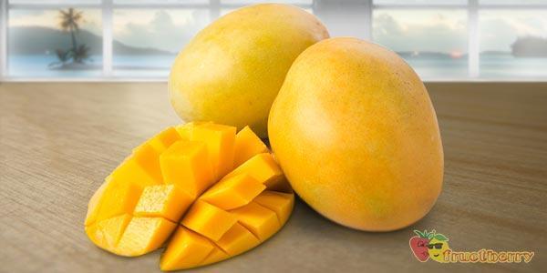 манго на столе