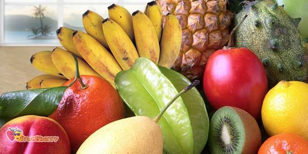 экзотические-плоды