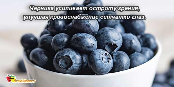 Польза черной ягоды