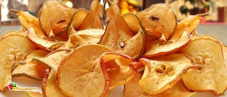 сушеные-яблоки