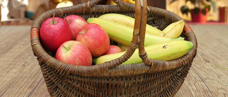хранение с яблоками