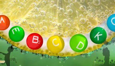 витамины во фруктах
