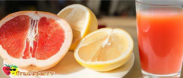 грейпфрут сок