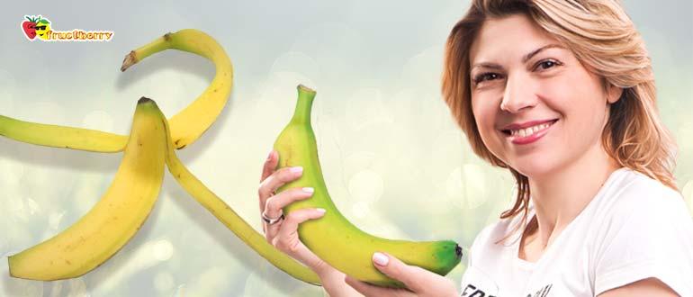 вес одного банана