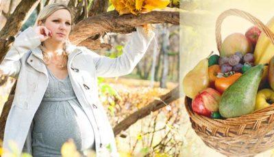какие фрукты можно беременным