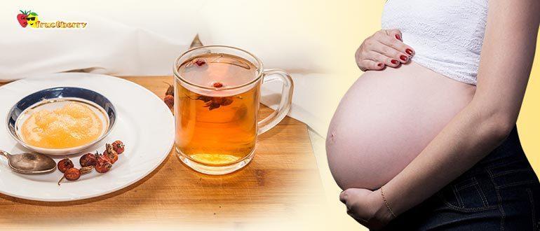 шиповник при беременности