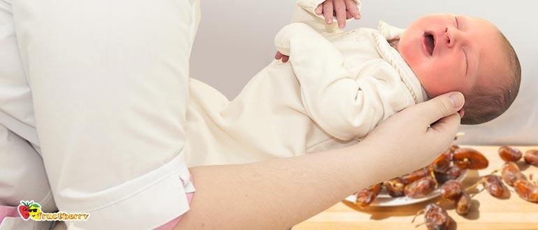 финики при грудном вскармливании