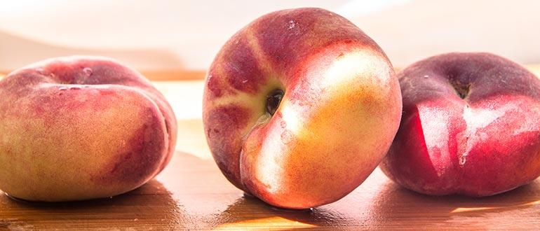 Персик инжирный