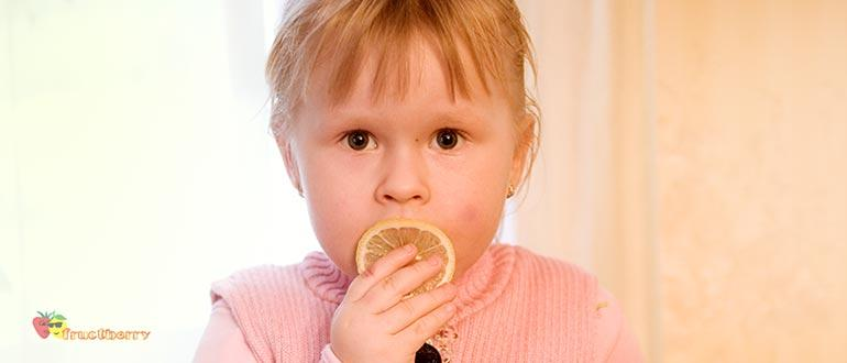 Аллергия у детей на фрукты