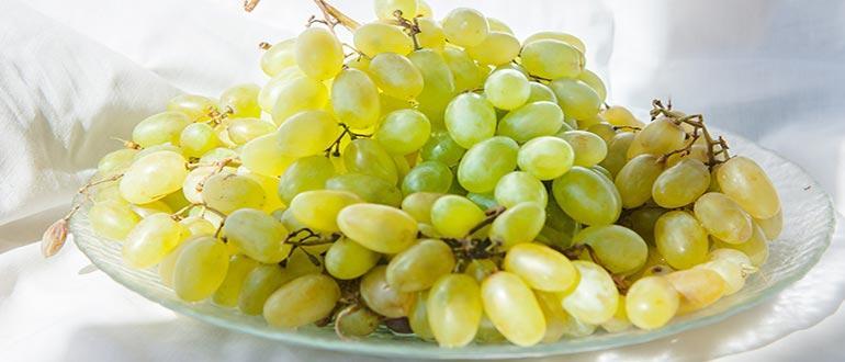 дамские пальчики виноград