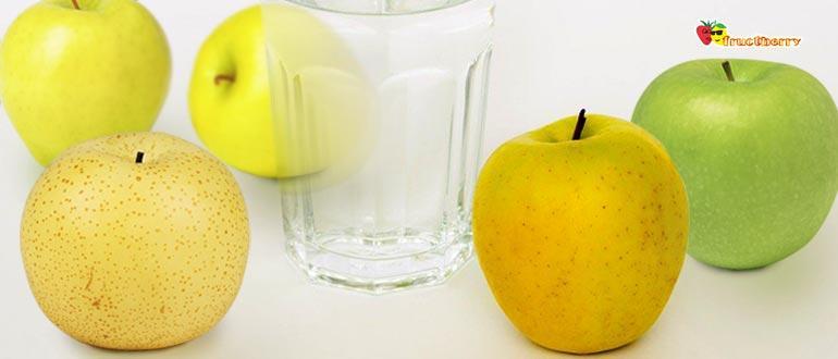 Разгрузочный на яблоках