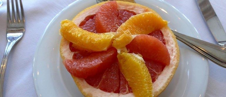 сколько можно грейпфрута