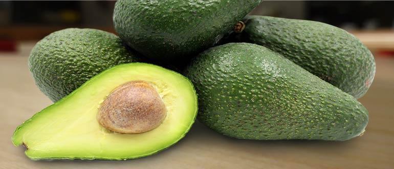 авокадо пинкертон