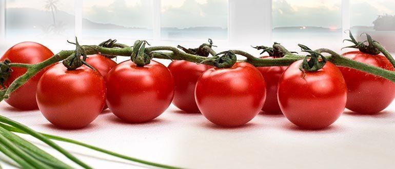 фото помидоры черри