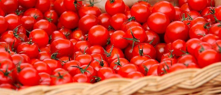 хранение помидоров черри