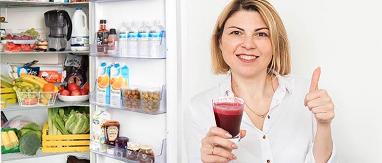 Как хранить свекольный сок